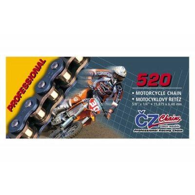Řetěz ČZ 520 M GOLD - Professional