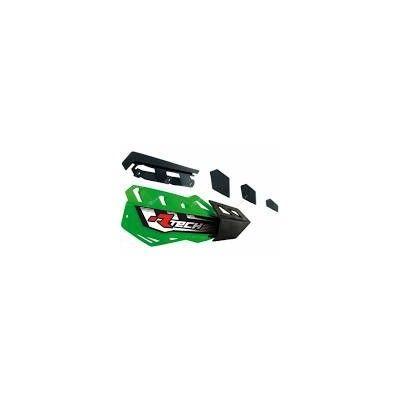 Chrániče páček FLX zeleno-černé