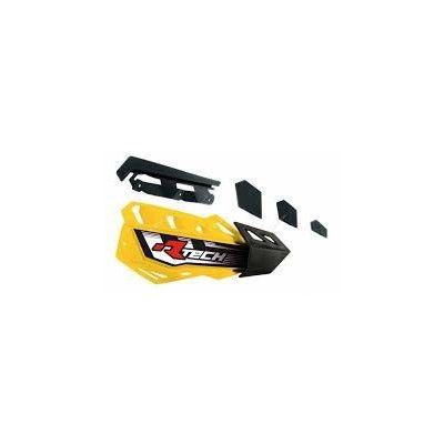 Chrániče páček FLX -černé