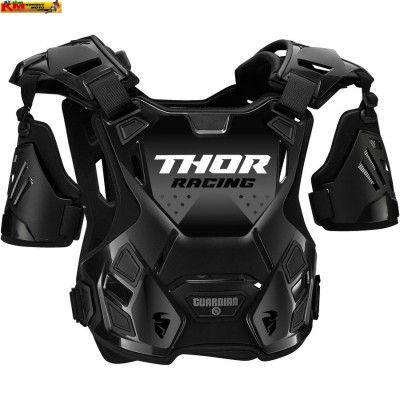 Chránič hrudi Thor S20 - černý