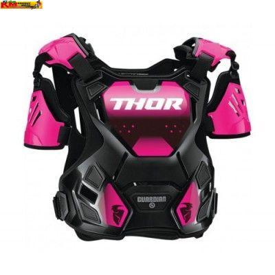 Chránič hrudi Thor S20W - růžový