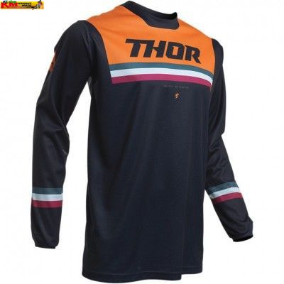 Dres THOR Pinner Midnight/Orange