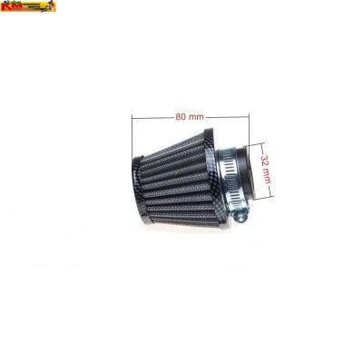 Vzduchový filtr 32mm - karbon