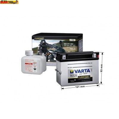 Baterie VARTA 12V 4Ah 50A