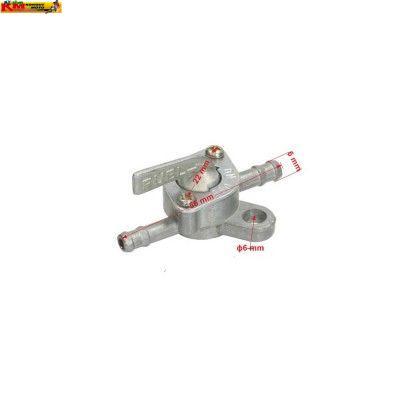 Palivový ventil průtokový
