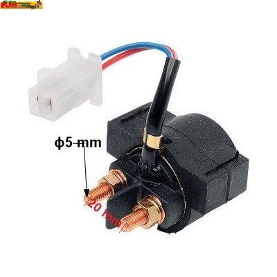 Startovací relé 2-pin