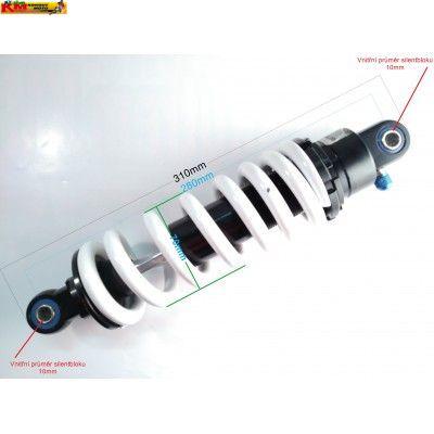 Zadní tlumič - 280mm