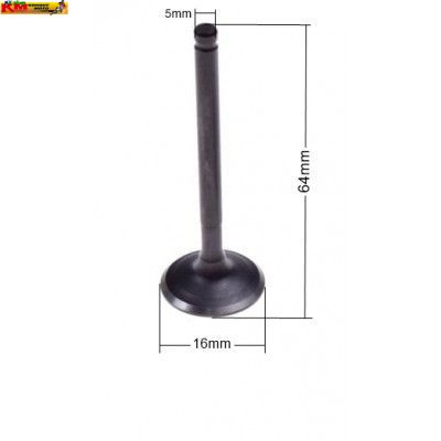 Výfukový ventil 50ccm