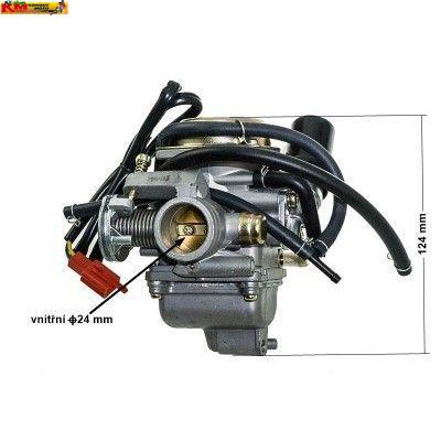 Karburáror 150cc 4T