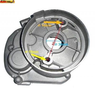 Kartér motoru-převodovky GY6 50ccm