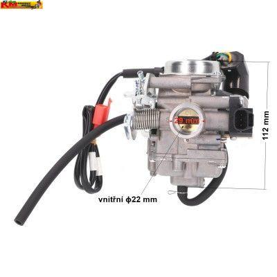 Karburátor 50cc
