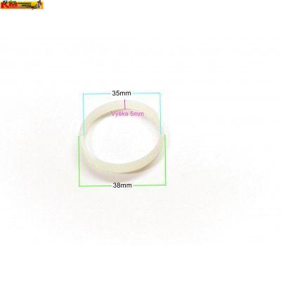 Plastový kroužek - 38mm