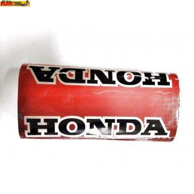 Polstr na bezhrazdová řidítka Honda (červený)