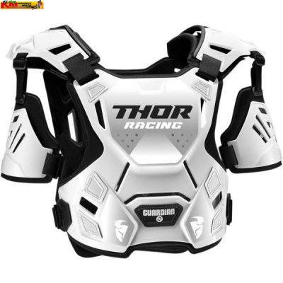 Chránič hrudi Thor S20 - bílý
