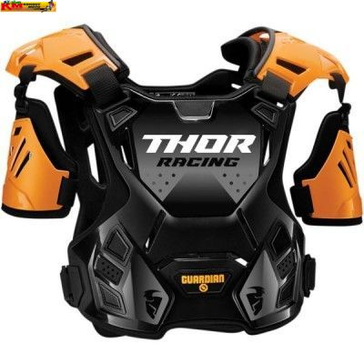 Dětsý chránič hrudi Thor S20 - oranžový