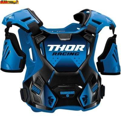 Dětsý chránič hrudi Thor S20 - modrý