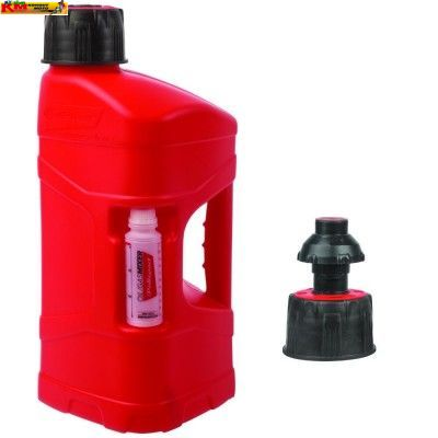 Benzinový kanystr Polisport ProOctane Utility 10l - uzávěr