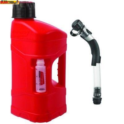Benzinový kanystr Polisport ProOctane Utility 10l - hadice