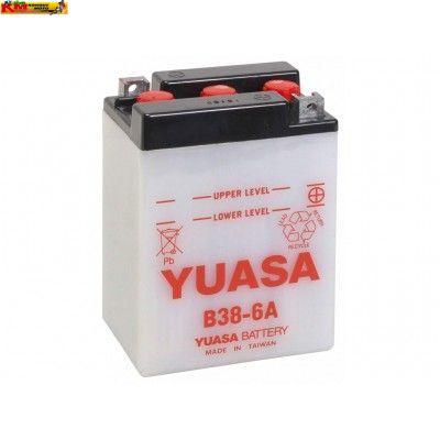 Baterie YUASA 6V 13Ah