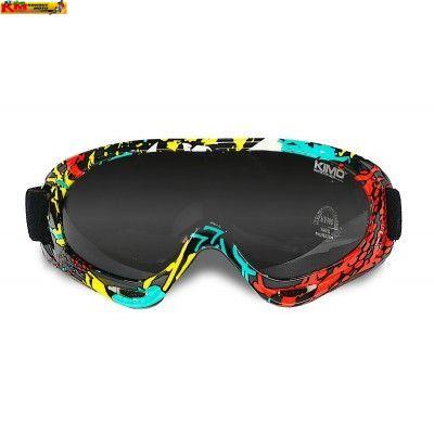 Dětské brýle Kimo - žluto/zeleno/červené
