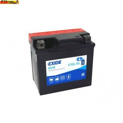 Baterie EXIDE 12V 4Ah 70A