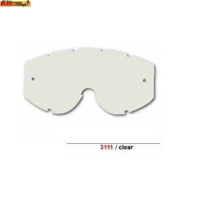Sklo do brýlí Progrip - čiré