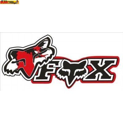 Samolepka FOX NEW