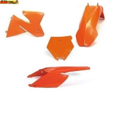 Kompletní sada plastů KTM