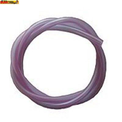 Palivová hadička 4mm - silikon