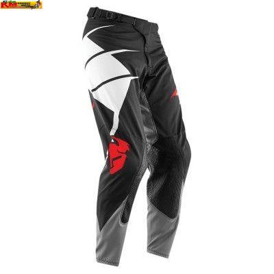 Kalhoty Thor PrimeTri černo/šedá