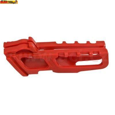 Vodítko řetězu Honda - červené