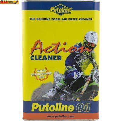 Putoline mytí filtru Action Cleaner 4L
