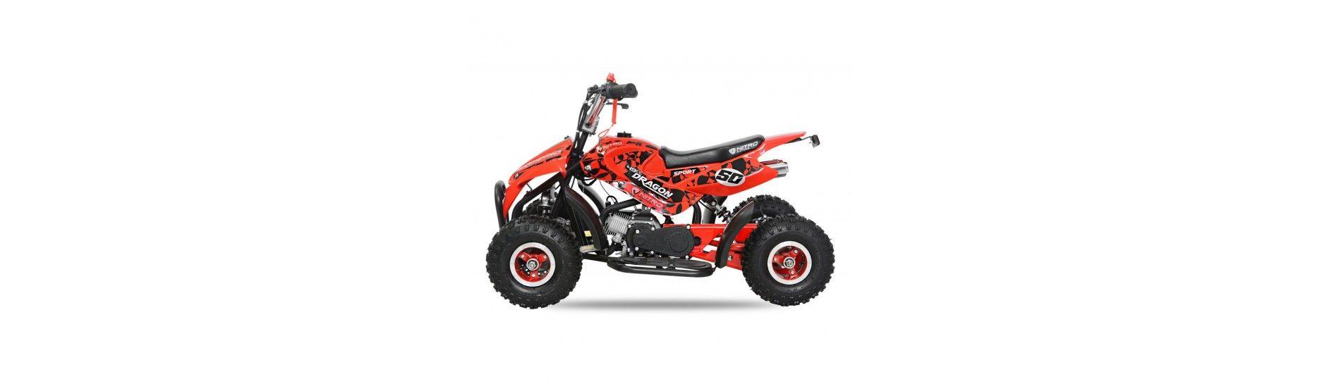 Benzínové ATV