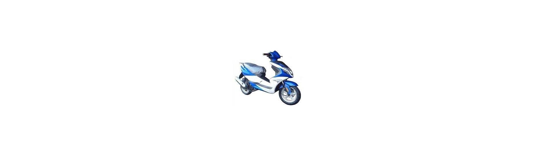Skútry do 125 ccm, výkonné a pohodlné
