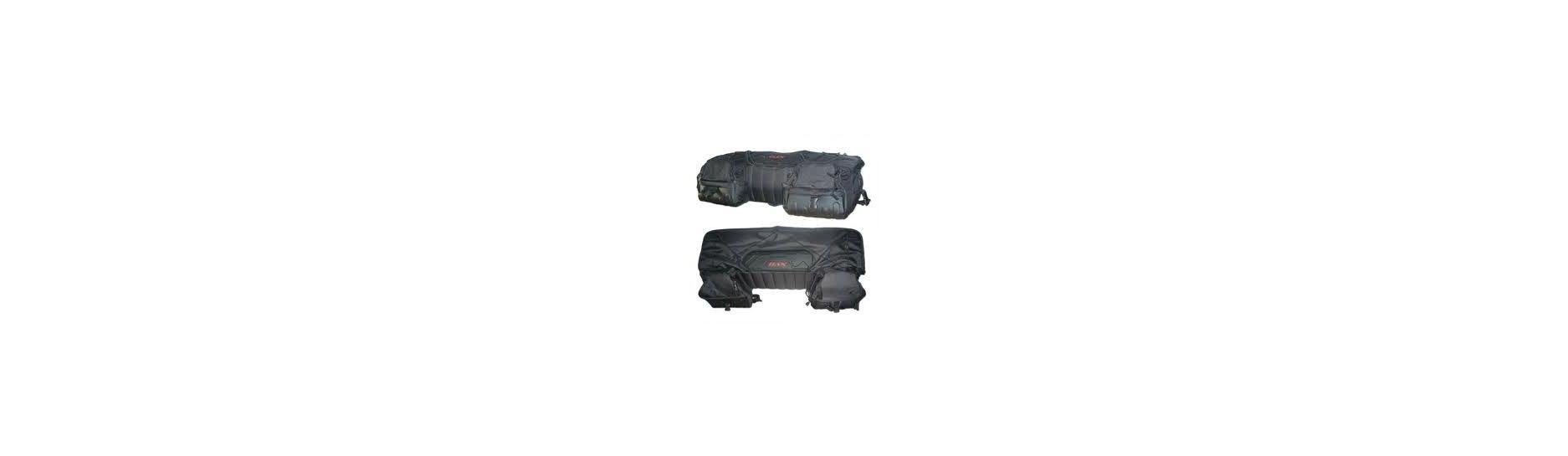 Přední a zadní boxy a kufry pro čtyřkolky